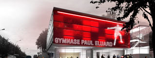 Gymnase Paul Eluard